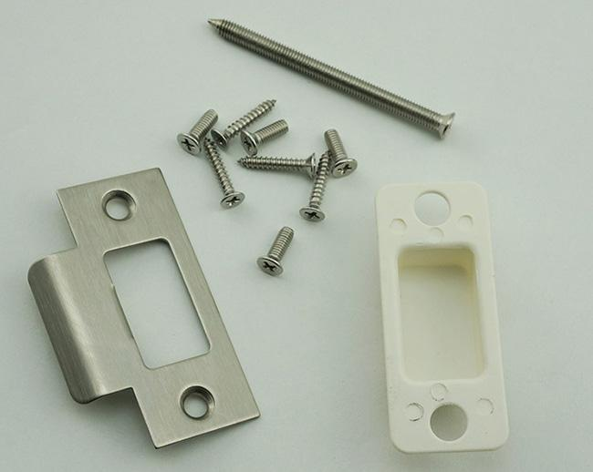 double forend mortice lock latch set