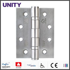 China OEM Door Hinge Hardware , Stainless Steel Ball Bearing Butt Hinge supplier