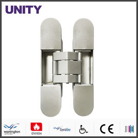 China Commercial Door Hinge Hardware Satin PVD Titanium UNITY HB Series supplier