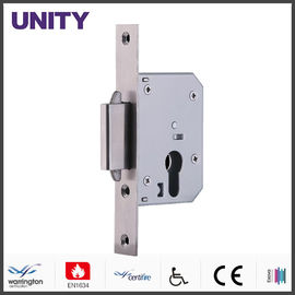 China Commercial Door Locks Double Turn Hook Bolt With Wings In Stainless Steel supplier