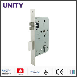 China Fire Test Electromagnetic Door Lock , Mortice Euro Cylinder Lock MD7240 supplier
