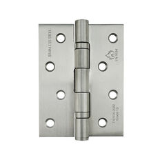 China Stainless Steel Kitchen Door Hinges High Frequency Hardened Ball Bearings supplier