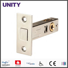 China 60 Backset French Door Latches Hardware Stainless Steel Forend factory