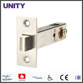 China Fire Test Mortice Door Lock Anti Thrust Nightlatch CE Marking Satin Stainless Steel factory