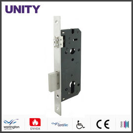 China UNITY ML1072 Series Mortice Door Lock Stainless Steel Faceplate factory