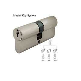 China ECS3030-MK Residential Narrow Mortice Lock With Singe Profile DIN18252 Standard distributor